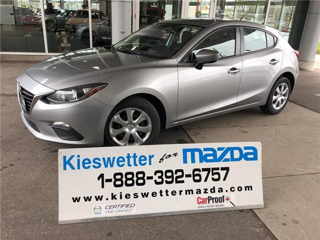 2015 Mazda Mazda3 Sport GX (Stk: U3786) in Kitchener - Image 1 of 26