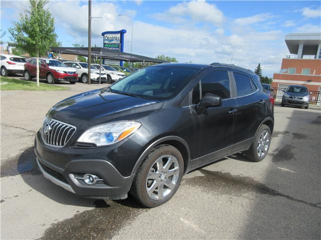 2013 Buick Encore Leather (Stk: 7038) in Okotoks - Image 15 of 18