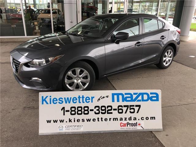 2015 Mazda Mazda3 GX (Stk: U3797) in Kitchener - Image 3 of 26