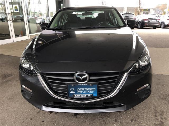 2015 Mazda Mazda3 GX (Stk: U3797) in Kitchener - Image 10 of 26