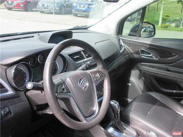 2013 Buick Encore Leather (Stk: 7038) in Okotoks - Image 5 of 18