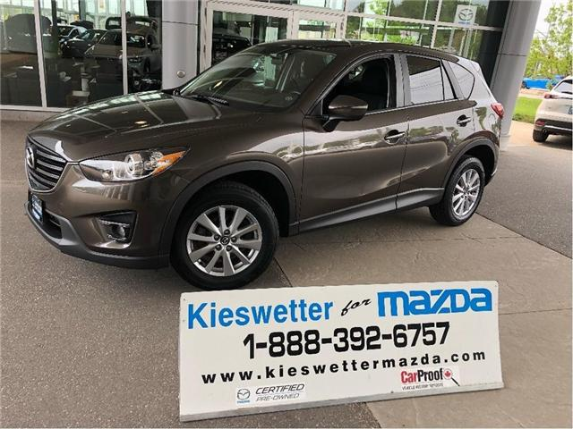 2016 Mazda CX-5 GS (Stk: 35443A) in Kitchener - Image 1 of 30