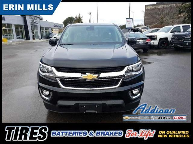 2019 Chevrolet Colorado LT (Stk: K1176066) in Mississauga - Image 2 of 19