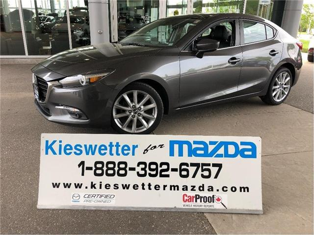 2017 Mazda Mazda3 GT (Stk: 35468A) in Kitchener - Image 1 of 30