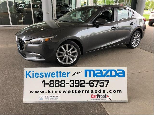 2017 Mazda Mazda3 GT (Stk: 35468A) in Kitchener - Image 2 of 30
