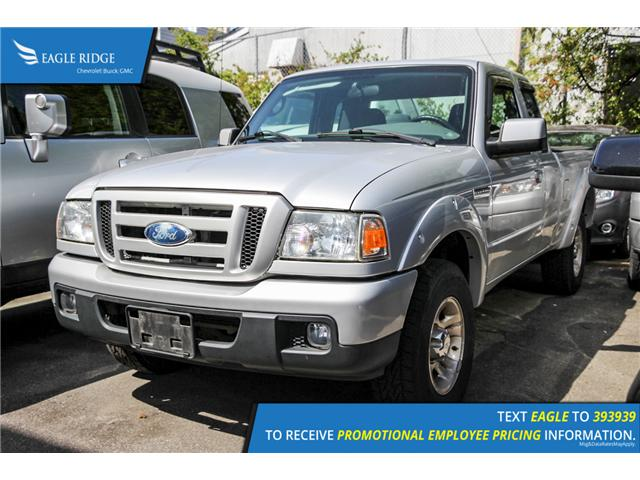 2007 Ford Ranger Sport (Stk: 071032) in Coquitlam - Image 1 of 4