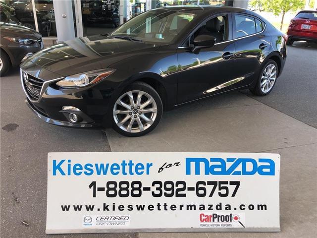 2015 Mazda Mazda3 GT (Stk: U3815) in Kitchener - Image 1 of 29