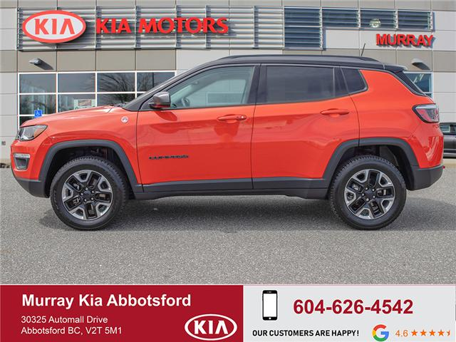 2018 Jeep Compass Trailhawk (Stk: SV02644A) in Abbotsford - Image 3 of 29