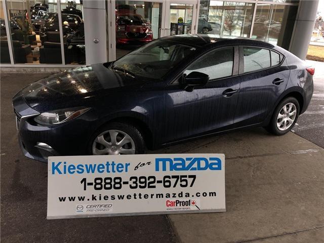 2015 Mazda Mazda3 GX (Stk: U3772) in Kitchener - Image 3 of 21