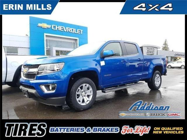 2019 Chevrolet Colorado LT (Stk: K1185364) in Mississauga - Image 1 of 19