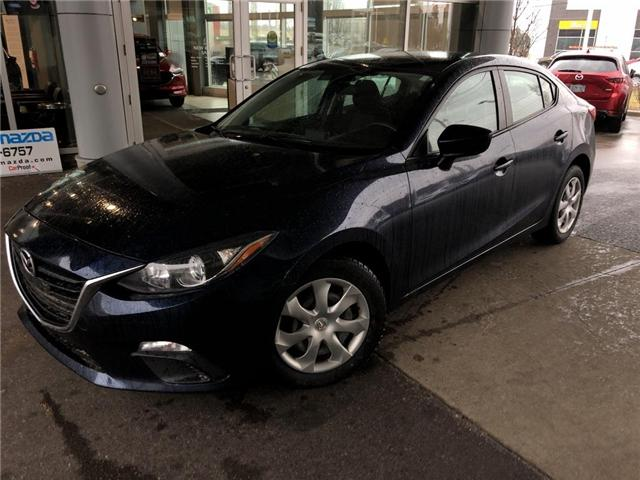2015 Mazda Mazda3 GX (Stk: U3772) in Kitchener - Image 10 of 21