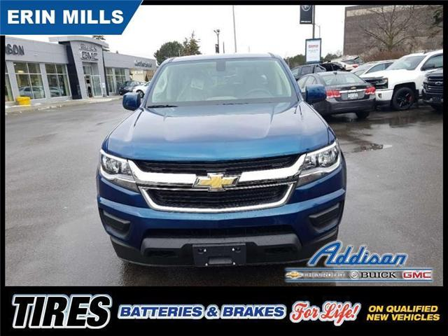 2019 Chevrolet Colorado WT (Stk: K1185762) in Mississauga - Image 2 of 17
