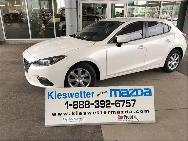 2015 Mazda Mazda3 Sport GX (Stk: U3779) in Kitchener - Image 1 of 25