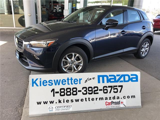 2019 Mazda CX-3 GS (Stk: 34180) in Kitchener - Image 1 of 30