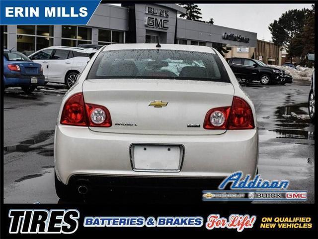 2011 Chevrolet Malibu LT Platinum Edition (Stk: UM76229) in Mississauga - Image 5 of 21