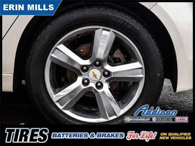 2011 Chevrolet Malibu LT Platinum Edition (Stk: UM76229) in Mississauga - Image 8 of 21