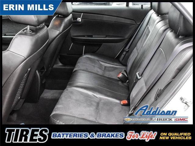 2011 Chevrolet Malibu LT Platinum Edition (Stk: UM76229) in Mississauga - Image 14 of 21