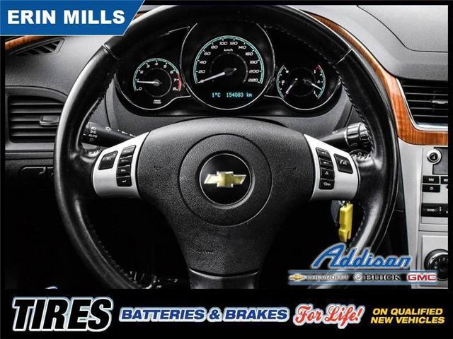 2011 Chevrolet Malibu LT Platinum Edition (Stk: UM76229) in Mississauga - Image 16 of 21