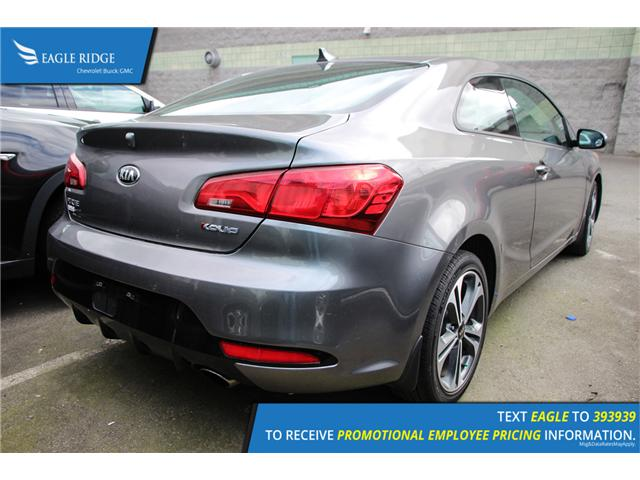 2016 Kia Forte Koup 2.0L EX (Stk: 166039) in Coquitlam - Image 2 of 4
