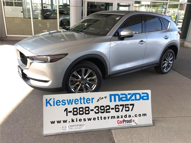 2019 Mazda CX-5 Signature (Stk: 35442) in Kitchener - Image 2 of 30