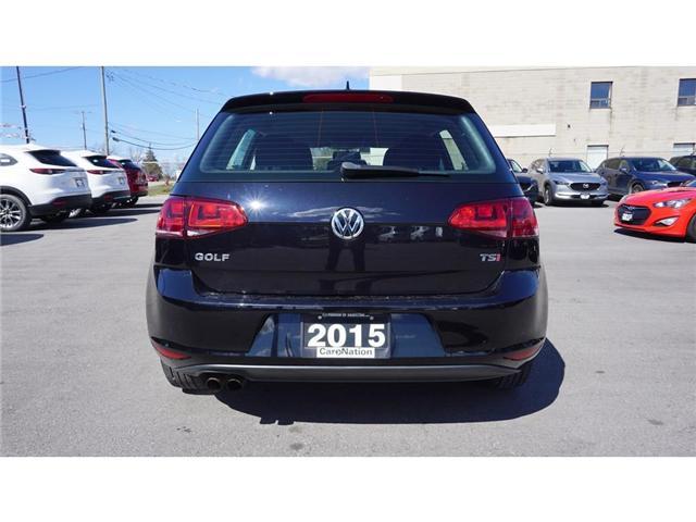 2015 Volkswagen Golf  (Stk: HN1915A) in Hamilton - Image 6 of 37