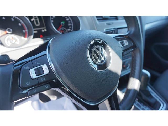2015 Volkswagen Golf  (Stk: HN1915A) in Hamilton - Image 19 of 37