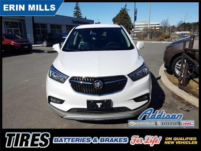 2019 Buick Encore Sport Touring (Stk: KB796964) in Mississauga - Image 2 of 17