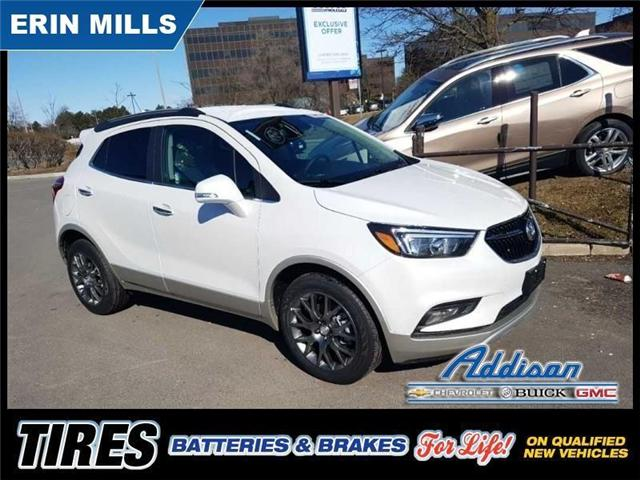 2019 Buick Encore Sport Touring (Stk: KB796964) in Mississauga - Image 3 of 17