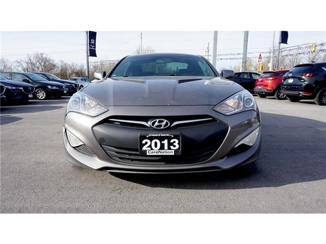 2013 Hyundai Genesis Coupe  (Stk: HR748A) in Hamilton - Image 3 of 36