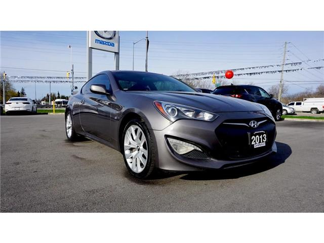 2013 Hyundai Genesis Coupe  (Stk: HR748A) in Hamilton - Image 4 of 36