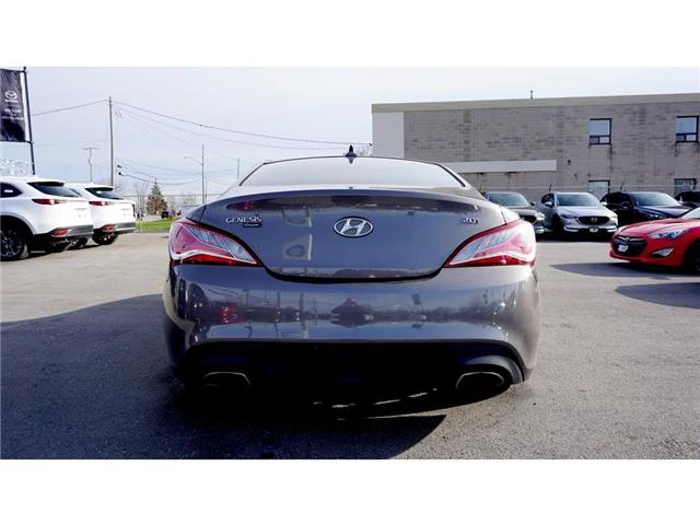 2013 Hyundai Genesis Coupe  (Stk: HR748A) in Hamilton - Image 7 of 36