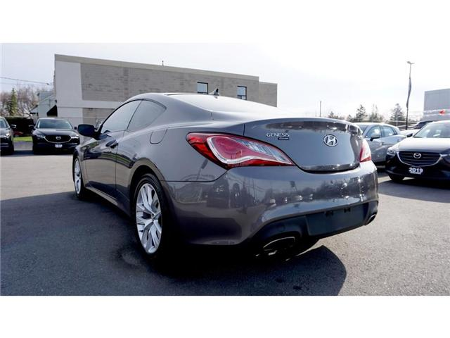 2013 Hyundai Genesis Coupe  (Stk: HR748A) in Hamilton - Image 8 of 36
