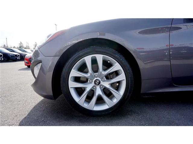 2013 Hyundai Genesis Coupe  (Stk: HR748A) in Hamilton - Image 11 of 36