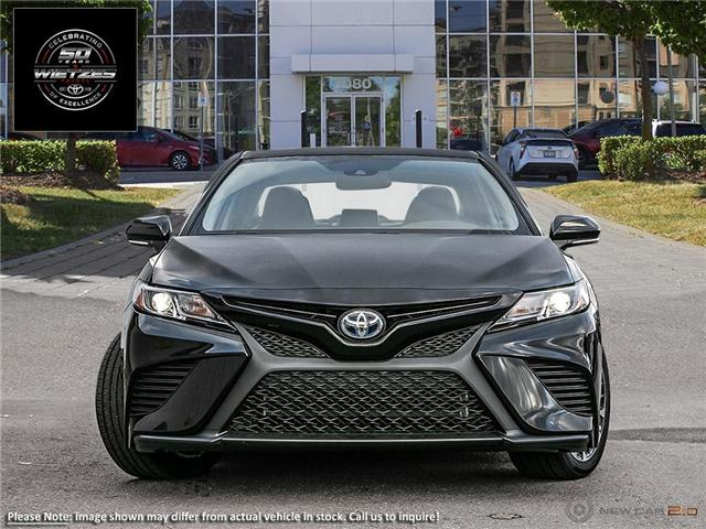 2019 Toyota Camry Hybrid SE (Stk: 68920) in Vaughan - Image 2 of 24