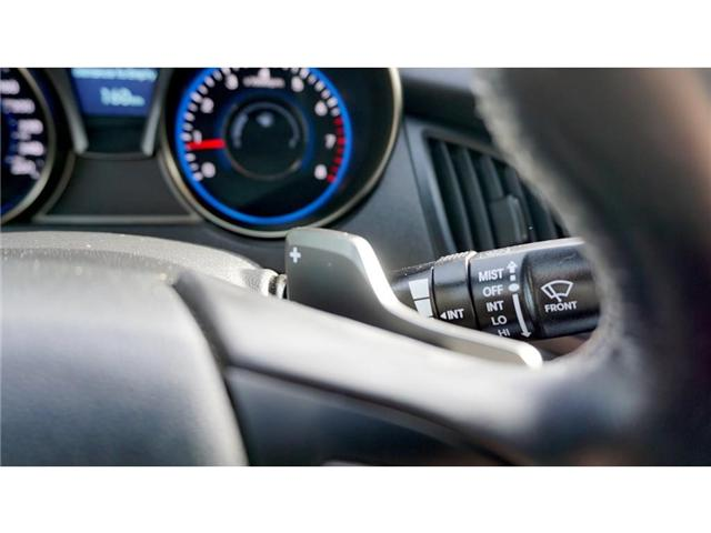 2013 Hyundai Genesis Coupe  (Stk: HR748A) in Hamilton - Image 23 of 36