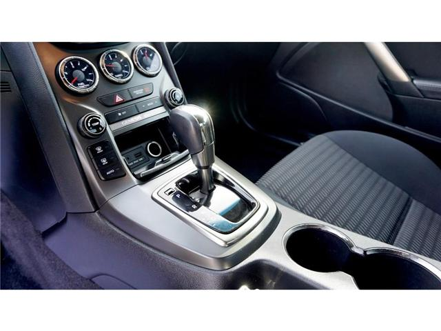 2013 Hyundai Genesis Coupe  (Stk: HR748A) in Hamilton - Image 25 of 36