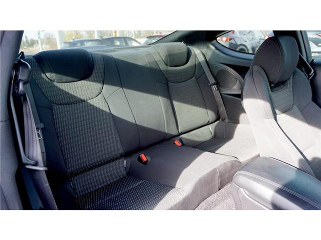 2013 Hyundai Genesis Coupe  (Stk: HR748A) in Hamilton - Image 26 of 36