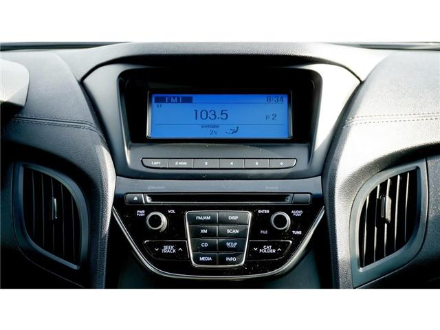 2013 Hyundai Genesis Coupe  (Stk: HR748A) in Hamilton - Image 30 of 36