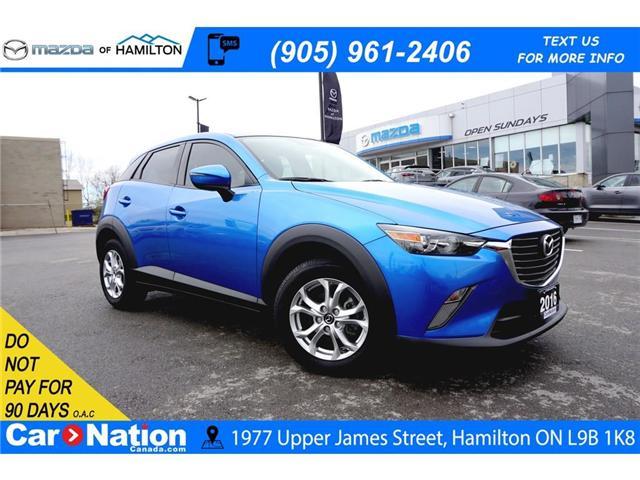2016 Mazda CX-3  (Stk: HU793) in Hamilton - Image 1 of 38