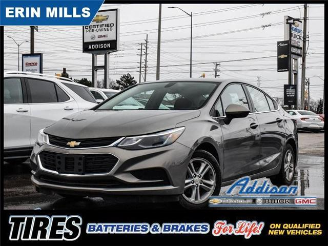 2018 Chevrolet Cruze LT Auto (Stk: UM18438) in Mississauga - Image 1 of 22