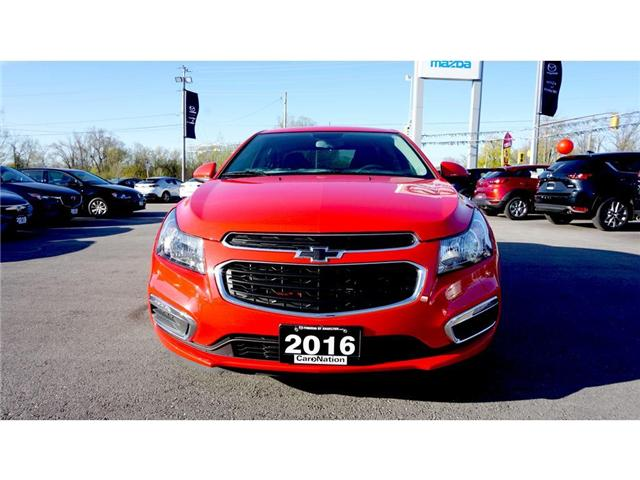 2016 Chevrolet Cruze Limited 1LT (Stk: DR136A) in Hamilton - Image 3 of 39