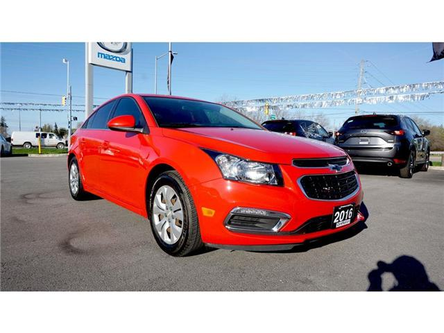 2016 Chevrolet Cruze Limited 1LT (Stk: DR136A) in Hamilton - Image 4 of 39