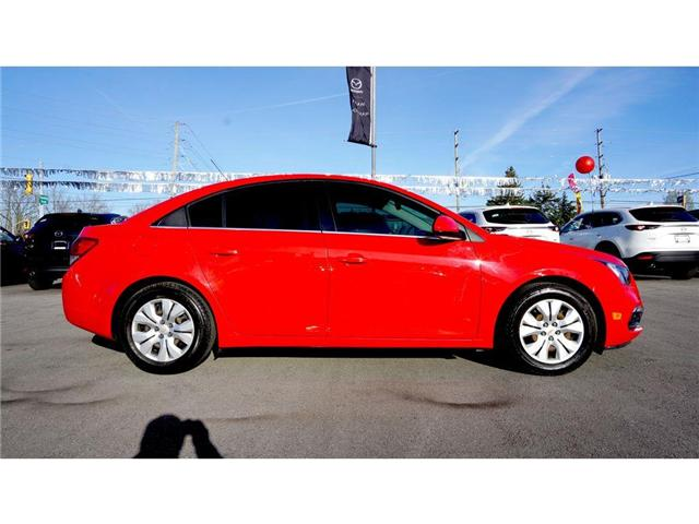 2016 Chevrolet Cruze Limited 1LT (Stk: DR136A) in Hamilton - Image 5 of 39