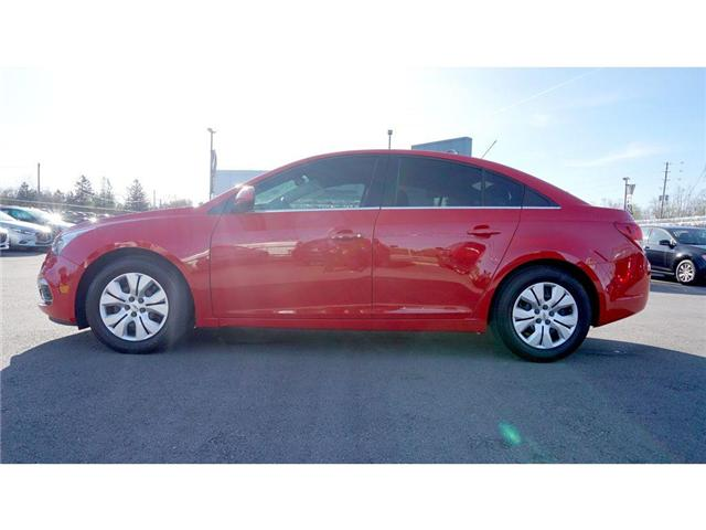 2016 Chevrolet Cruze Limited 1LT (Stk: DR136A) in Hamilton - Image 9 of 39
