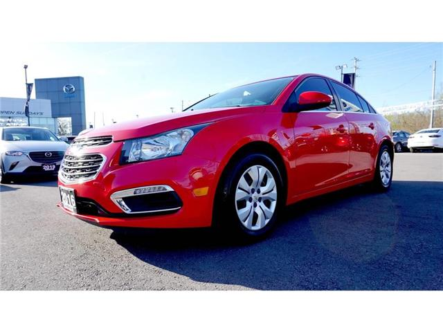 2016 Chevrolet Cruze Limited 1LT (Stk: DR136A) in Hamilton - Image 10 of 39