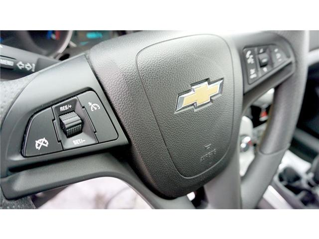 2016 Chevrolet Cruze Limited 1LT (Stk: DR136A) in Hamilton - Image 20 of 39