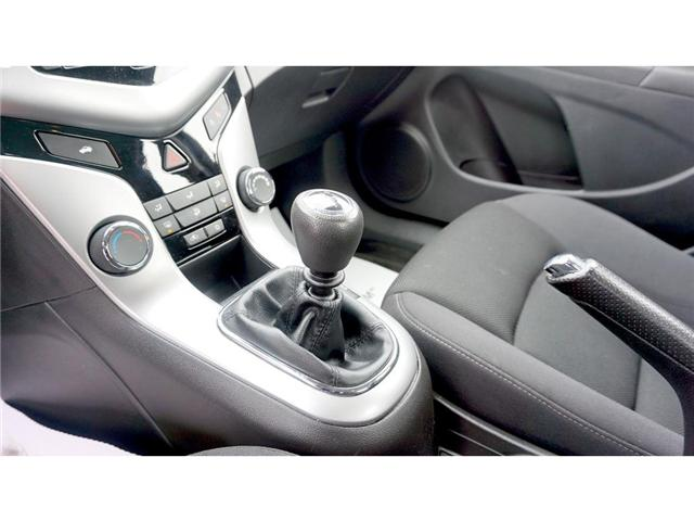 2016 Chevrolet Cruze Limited 1LT (Stk: DR136A) in Hamilton - Image 23 of 39