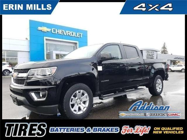 2019 Chevrolet Colorado LT (Stk: K1215895) in Mississauga - Image 1 of 17
