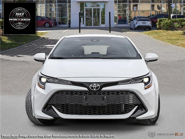 2019 Toyota Corolla Hatchback CVT (Stk: 68930) in Vaughan - Image 2 of 24