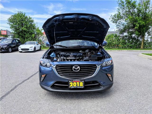 2018 Mazda CX-3 GS (Stk: 1566) in Peterborough - Image 20 of 23